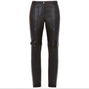 "BCBGMaxAzria Runway  ""Daxter"" Leather Pants"